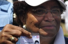 Liberian opposition alleges fraud in Nobel laureate's Presidential victory