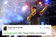 People have been coming up with brilliant Gaeilge-based rap names on Twitter