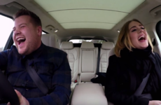 Adele nailed a Nicki Minaj rap on James Corden last night