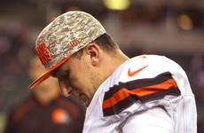 New head coach means Johnny 'Football' Manziel will be cast aside by Cleveland