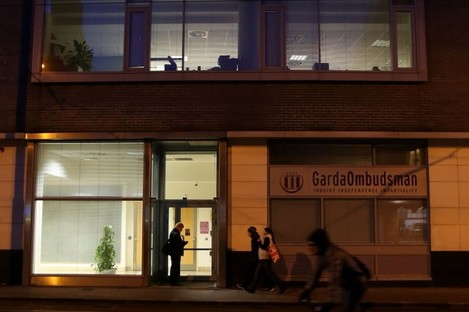 GSOC offices in Dublin