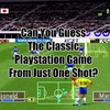Can You Guess The Classic Playstation Game From Just One Shot?