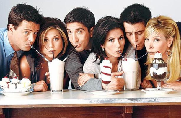 A definitive ranking of the main characters in Friends · The Daily Edge