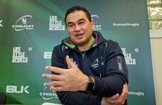 Pat Lam opts for change as Connacht look to snap four game losing streak