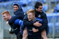 Isa Nacewa: The expression on James Tracy's face is all the motivation Leinster could need