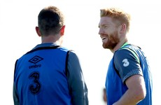 Paul McShane fancies a shift and more in our sporting tweets of the week