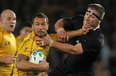 As it happened: New Zealand v Australia