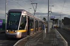 Former couple jailed for 'frenzied attack' on fellow Luas passenger