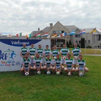 'It was just meant to be a college project' - The rise and rise of FootGolf in Ireland