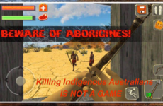 'Racist' video game pulled after uproar over killing Australian Aborigines
