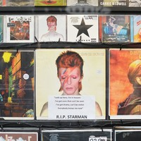 People have been listening to a LOT of David Bowie this week