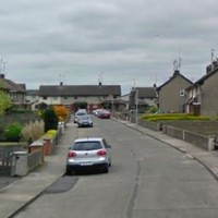 Family escape house blaze in early hours following suspected arson attack