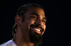 Haye Day: Former champ makes ring return tonight following four-year exile