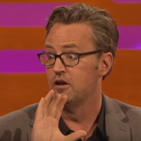 Matthew Perry did a Chandler quiz on Graham Norton and nailed every question