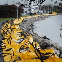 Clontarf residents to protest over flood wall today