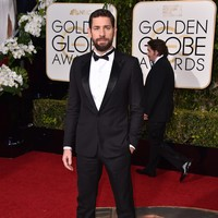 John Krasinski had an 'awkward' night sitting at Leo DiCaprio's Golden Globes table