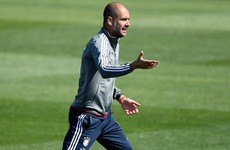 United must get Guardiola...if only to stop a link-up with Messi at City - McQueen