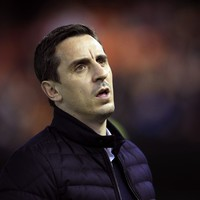 Valencia late show can't end Neville's winless run