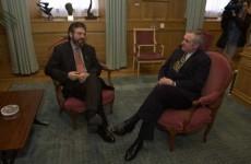 Adams, Ahern travel to Spain for Basque peace talks
