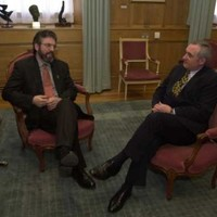 Adams, Ahern travel to Spain for Basque peace talks