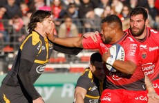 That's why they're champions... Toulon crash into 1/4 final places with last gasp win over Wasps