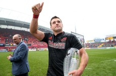 CJ Stander: 'A great man, and the player comes out of that' -- Foley