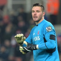 Stoke stopper stars but Arsenal still return to summit