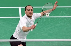 A day in the life: Ireland's greatest ever badminton player Scott Evans