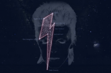 David Bowie now has his own star constellation