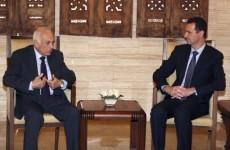 Arab League to discuss suspending Syria