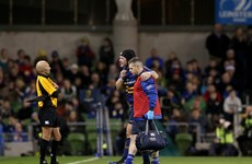 Ross and Healy in doubt for Six Nations opener