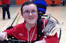 Tributes to young man who played wheelchair football for Ireland