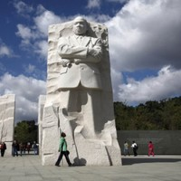 Memorial to Martin Luther King unveiled in Washington DC
