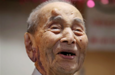 The world's oldest man has died aged 112