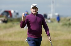 Ryder Cup star suffers severe finger injury 'after losing fight with chainsaw'