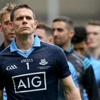 No stopping Cluxton - goalkeeper to captain Dubs again in 2016