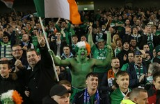 Ireland tickets among the most in-demand as 3.5 million requests made for Euro 2016