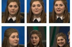 This girl was once again the hero of University Challenge last night
