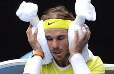 Rafa Nadal is OUT of the Australian Open already