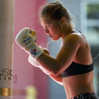 Ronda Rousey doesn't know if she'll get a re-match with Holly Holm this year