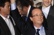 'I can beat Sarkozy,' says France's presidential hopeful Francois Hollande