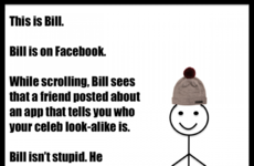 Be Like Bill is the stick man meme that's annoying so many people on Facebook