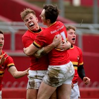 McHenry doubles down as Christians trump Crescent in Munster Senior Cup