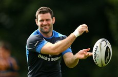 A day in the life: Leinster and Ireland rugby player Fergus McFadden