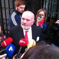 Norris slams 'betrayal' of Irish people, insists he's the '24-carat' independent