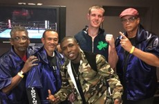 Ireland's Con Sheehan gets pro boxing career off to a winning start
