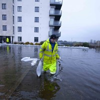 Minister hits out at claim flood relief budget has been 'slashed'