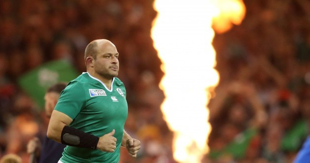 Rory Best is the new captain of Ireland