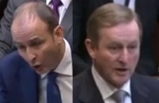 'Zero, zilch, nothing': Enda's withering smackdown got the Dáil all rowdy