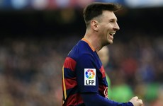 Lionel Messi insists he'll never play in the Premier League or anywhere else in Europe